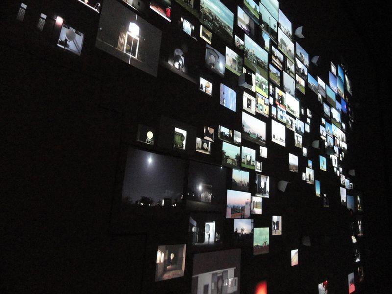 3_Ausstellungsansicht Kunsthalle Krems_Nin Brudermann_Twelve O_Clock in London 2010_Markus_Wittmann_2