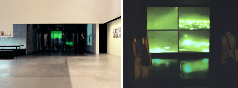 Kunsthalle install view